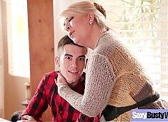 Busty Horny Housewife (Ariella Ferrera01) Enjoy Hard Style Sex Action movie-08