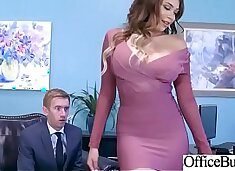 Hardcore Sex In Office With Huge Boobs Girl (Cassidy Banks) vid-09