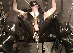 Big toy machine fucked and milked - XTube Porn Video - JerryGumby