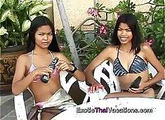 Hot Thai Lesbians - Inside look at Thailand`s sex tourist destinations