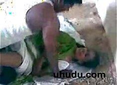 Tamil Village  bhabi in under construction building captured