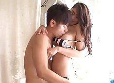 Reiko Kobayakawa amazing sex hardcore on cam