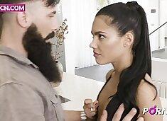 PORNBCN 4K NARCOS x   La joven Apolonia Lapiedra esta muy cachonda y quiere follarse al sicario de su padre  porno español spanish porn hd teen latina