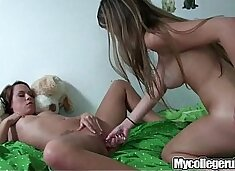 Mycollegerule Lesbian Dorm Orgy