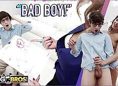 BANGBROS - Jesse, Bad Boy, Stepmom Helena Price Is Gonna Punish You