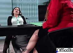 Sex Tape In Office With Round Big Boobs Girl (krissy lynn) movie-20