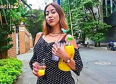 MAMACITAZ - Hottest Pussy Fuck I`ve Ever Seen With Hottest Latina - Marcela Carmona