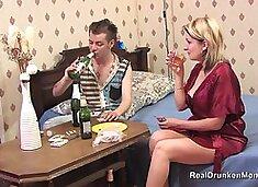 Neighbor fucked drunk neighbor