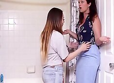 Enf - Older Sister Stripped Naked And Bathed, Humiliation Cfnf