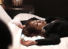 Bring the drunken girl to the hotel to make love part 03