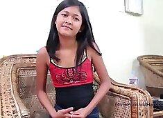 Skinny filipin teen wants to try porn camansi.com