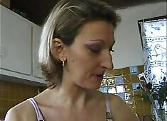 FRENCH PORN 4 anal hairy babe mature mom milf