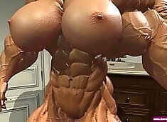 Blond Muscle Growth