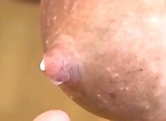 DX 9 Wife Squeezed Breast Milk