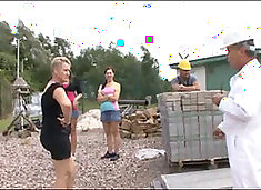 dirty german family fun