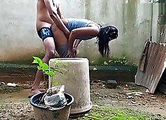 Crazy sex scene Small Tits great pretty one