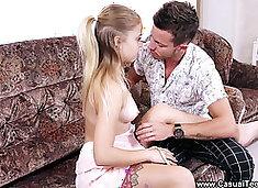 Casual Teen Sex - Monica A - Teen sex after street accident