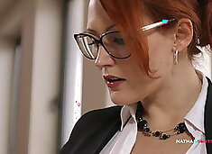Busty European Whores Ema Russo & Martina Gold Get Horny