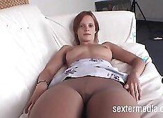 Angie (18) - Dein Nylontraum !