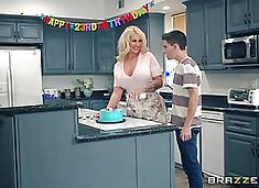 Sharing the perfect housewife Ryan Conner with many happy friends