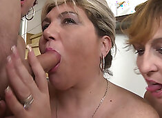 Mature group fuck party 2