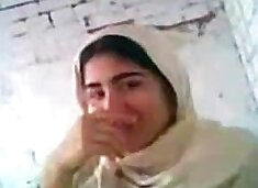 Sexy Arab hijabi Muslim wife cheating and fucking neighbour
