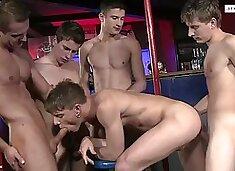 Barkback Boys At The Gay Bar
