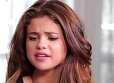 Selena gomez ultimate jerk off challange