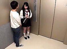 AzHotPorn com Teen Schoolgirl Shaved In Her Uniform