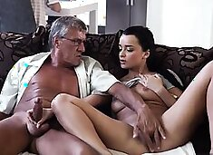 Bisexual daddy What would you prefer - computer or your girl
