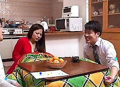 Abusing Pretty Housewife Under Table 2