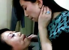 Chinese Lesbian Domination