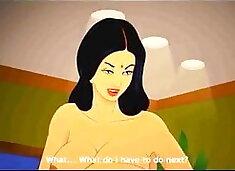 Savita Bhabhi, Indian Cartoon Sex